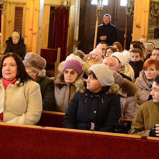 XXII Rodzinne śpiewanie kolęd z Radiem Głos w Jabłowie
