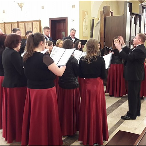 Par. św. Wojciecha w Starogardzie Gd. 23.04.2017