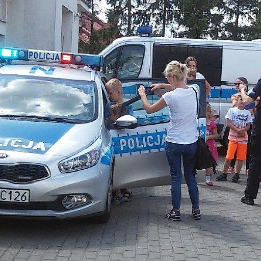 Święto Policji w Starogardzie Gd. 24.07.2017