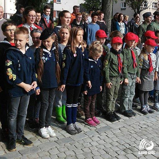Sztandar Harcerzy w Starogardzie Gd. 24.09.2017