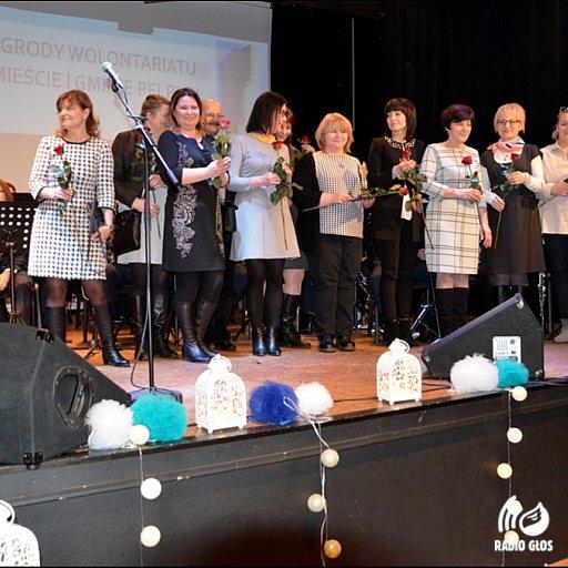 Gala Wolontariatu w Pelplinie 22.11.2017