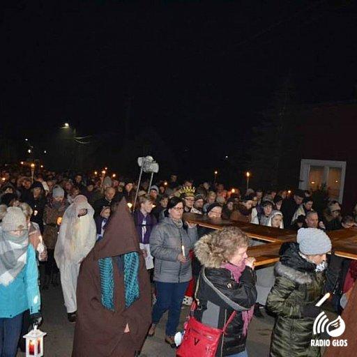 Misterium Męki Pańskiej w Kiełpinie 23.03.2018