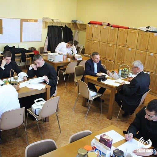 Chojnice - Finał IX Konkursu Biblijnego
