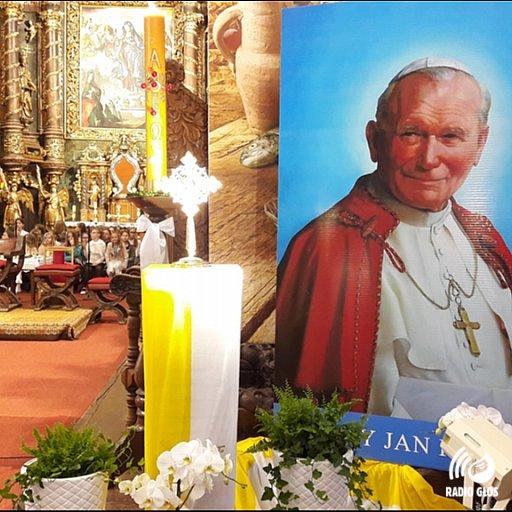 Diecezjalny Zjazd Szkół Jana Pawła II w Koronowie 18.05.2018