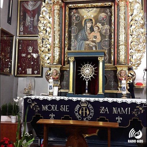 Odpust Matki Bożej Królowej Rodzin w Kościerzynie 16.06.2018