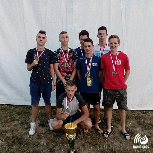 Medale Starogardzian na Parafiadzie 15.07.2018
