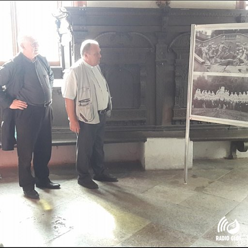 Spotkanie kapłanów - dawnych kleryków żołnierzy 18.09.2018