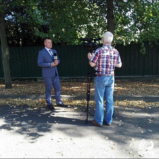 Kandydat Dariusz Górski - Pelplin 21.09.2018