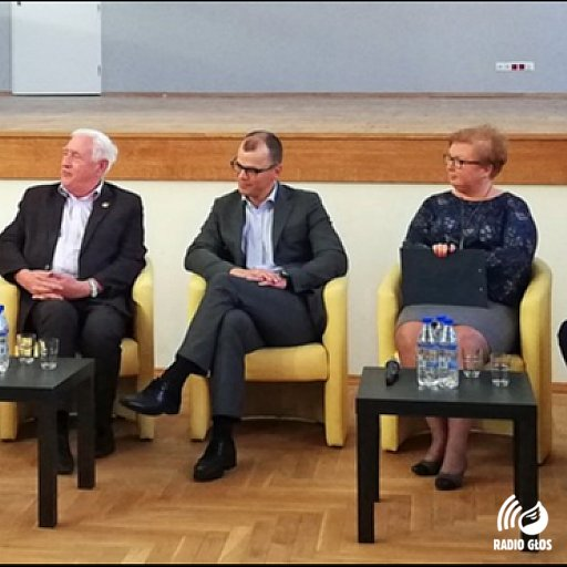 Debata w Gdańsku  o szkołach zawodowych 15.10.2018