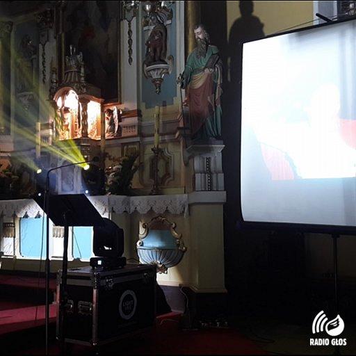 Wieczór św. Jana Pawła II w Bobowie 21.10.2018