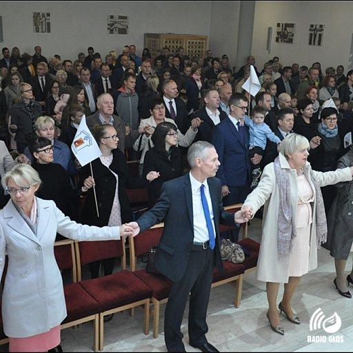 30 lat Domowego Kościoła w Chojnicach 21.10.2018