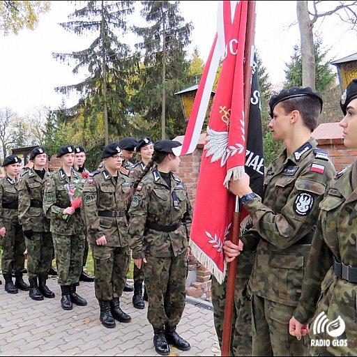 Obchody 100-lecia niepodległości Polski w Parafii w Bzowie