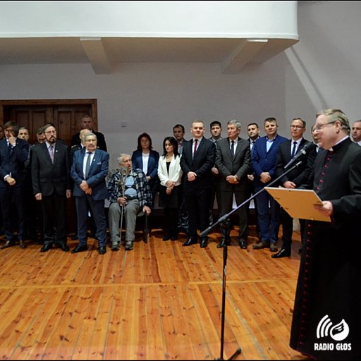 Nagroda Radia Głos dla Gminy Smętowo Graniczne 10.12.2018