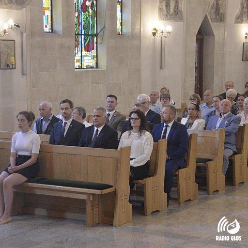 Uroczystość wmurowania kamienia węgielnego w Kartuskim Hospicjum Caritas