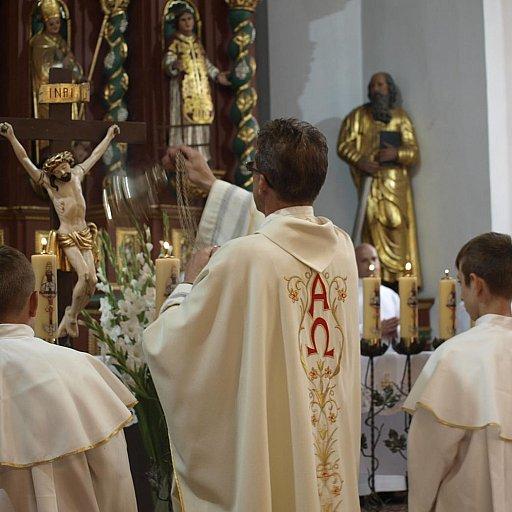 Odpust i I Piknik Parafialny w Parafii Jeżewie