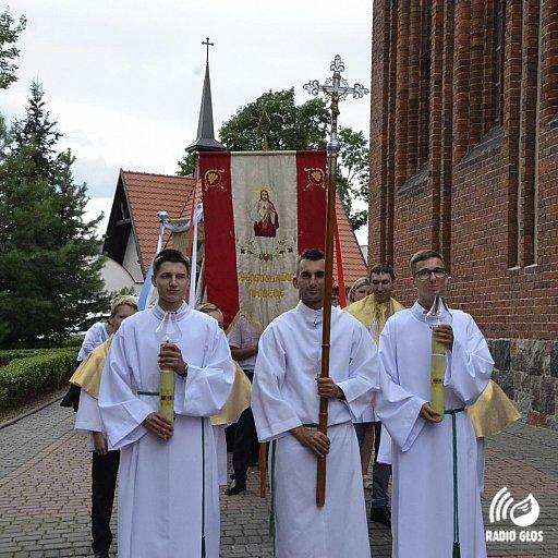 Czersk - uroczystości odpustowe ku czci św. Marii Magdaleny