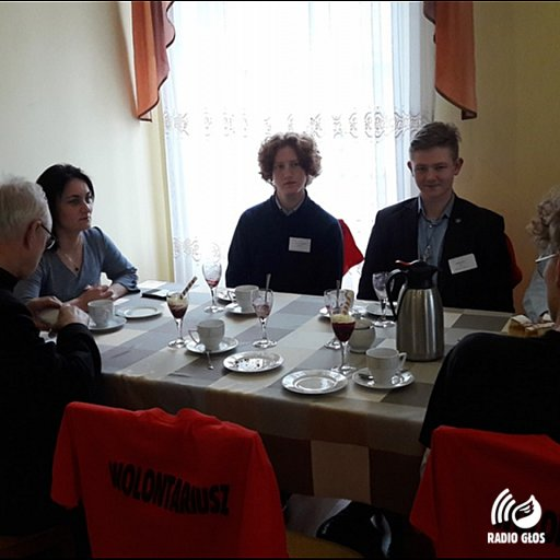 Wolontariat w DPS w Pelplinie 2020 rok
