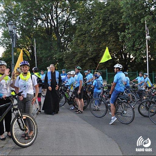 XXII Rowerowa Pielgrzymka Diecezji Peplińskiej na Jasnej Górze