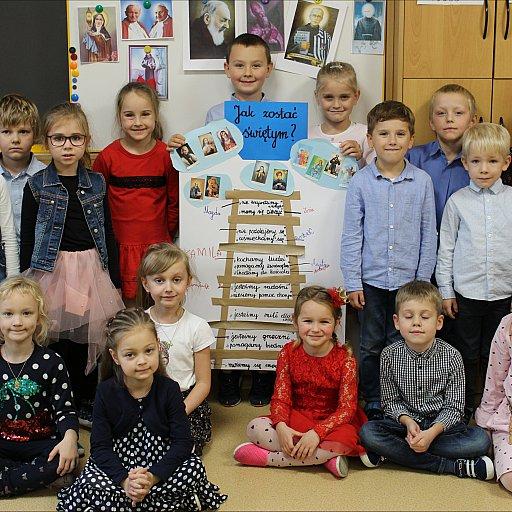 Imieniny Wszystkich Dzieci w kartuskim przedszkolu sióstr wincentek