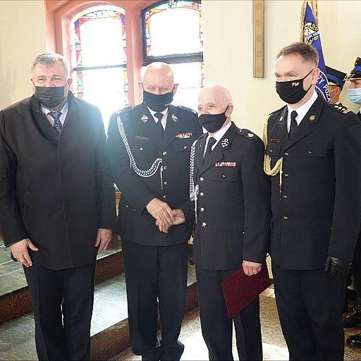 Inauguracja powiatowych obchodów Dnia Strażaka