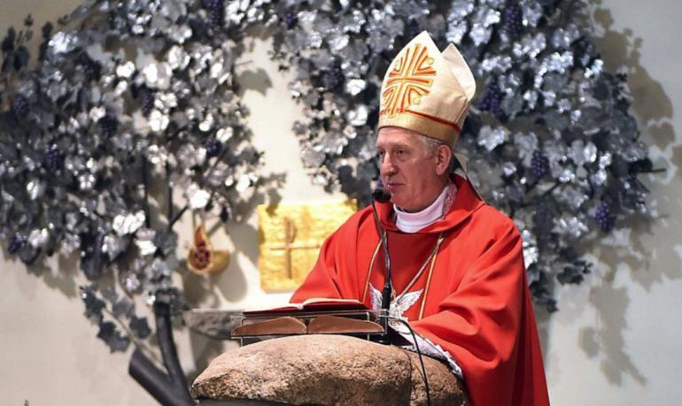 Biskup Pelpliński Dr Ryszard Kasyna